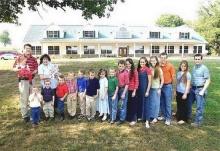 17 Kids in 1 Family!