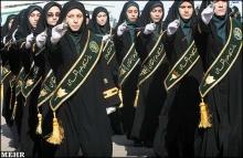 ตำรวจหญิงในอิหร่าน