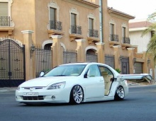 Honda Accord 7D...!!!