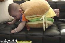 สยองอีกแล้ว พบเนื้อทารกในแฮมเบอเกอร์ ที่จีน