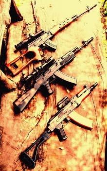 Avtomat Kalashnikova (AK) Part 2