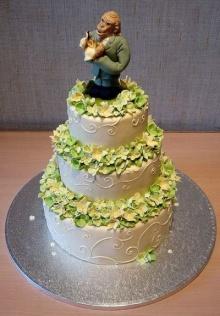 Wedding Cakes(2)