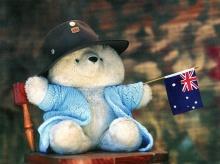หมีน้อย Teddy Bear .•°•.° (o^.^o)