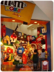 M&M's Center @ DUBAI