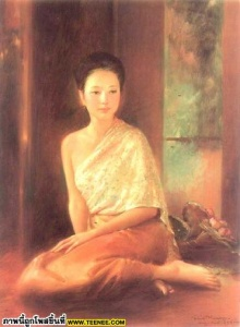 สาวไทย สวยไม่แพ้ชาติใดในโลก
