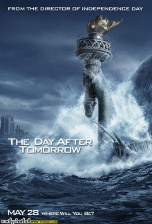 ~~the day after tomorrow~~