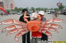 มาดู ว่าว สวย สวย จากจีน กัน