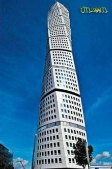 ตึกแปลกๆ แบบนี้ ก็มีด้วย