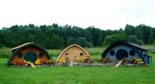 บ้านหลังเล็ก ๆ ของโลกฮอบบิทที่มีอยู่จริง