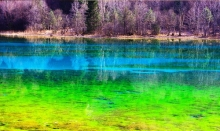 10 ทะเลสาบสุดมหัศจรรย์บนโลกของเรา