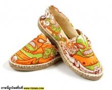 ~ รองเท้าเพนท์ ~