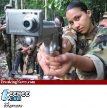 เพื่อสันติภาพ...เรามาเปลี่ยนอาวุธเป็น ????