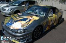 แต่งรถแบบอนิเมะ..สไตล์ญี่ปุ่น