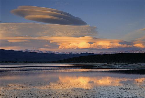อันดับ 4 Lenticular Clouds