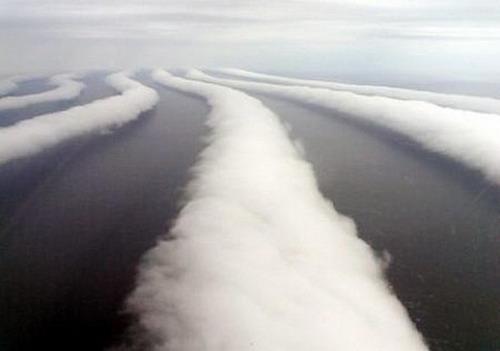 อันดับ 1 Stratocumulus Clouds