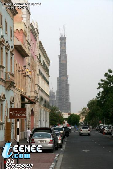 ตึกนี้จะติดตั้งลิฟต์ที่เร็วที่สุดในโลก ที่มีความเร็ว 18 เมตรต่อวินาที