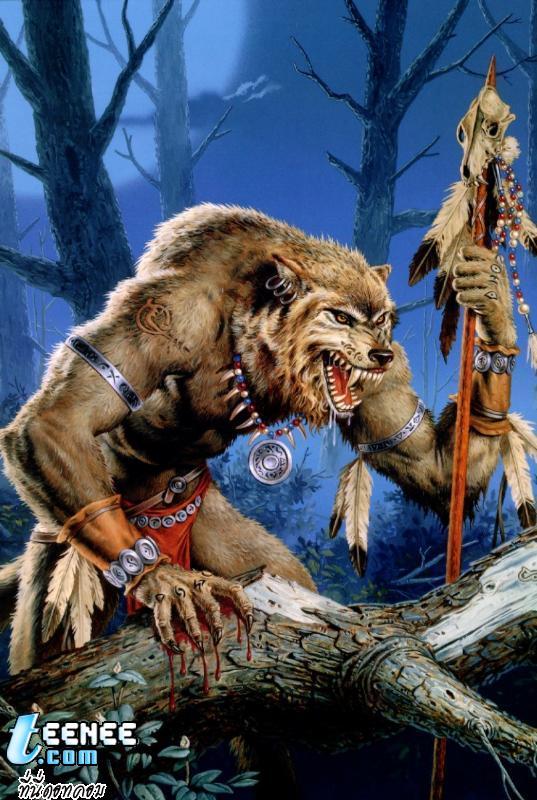 มนุษย์หมาป่า - Werewolf