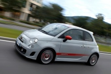 Fiat 500 Abarth Launched with Opening Edition น่ารักมาก...กก >_<