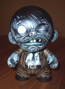 ตุ๊กตา Munny ในรูปแบบแปลกๆ (saki)