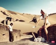 ~~~ เมื่อโลกร้อน ... มองผ่านภาพโฆษณา ~~~