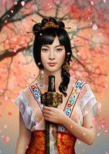 ภาพสาวๆ จาก Digital Painting