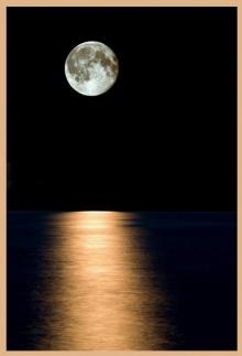 นั่งมองพระจันทร์.. ด้วยกันไหม..!!!