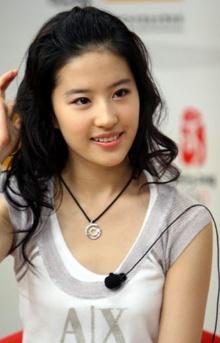 Liu Yi Fei สวยสดใส
