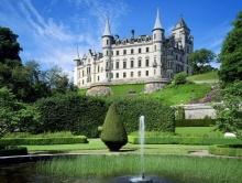 ชมปราสาท ณ Scotland