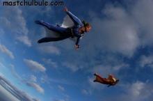 คนก็บินได้ด้วย Wingsuits