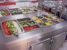 โรงอาหารของกองทัพสหรัฐในอิรัก(1)