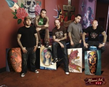 Miami-Ink Tattoos