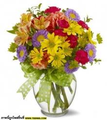 ดอกไม้สวย ๆ มอบให้ทุก ๆ คน อีกแล้วค่ะ ^^