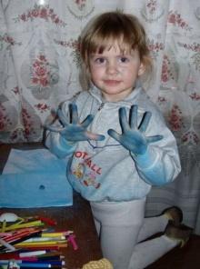 Cute Little Painters