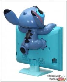 ๏~* Stitch LCD TV จาก Disney *~๏