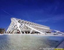 โอ้ว.! สุดสวย&ไฮเทค พิพิธภัณฑ์วิทยาศาสตร์สเปน
