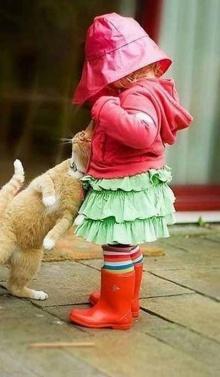 มิตรภาพอันแสนน่ารักของสัตว์โลก