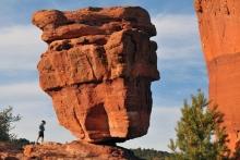 รูปภาพ หินทรงประหลาด