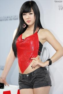 รวมเด็ด 'พริตตี้สุดเซ็กซี่' จากงาน P&I เกาหลี