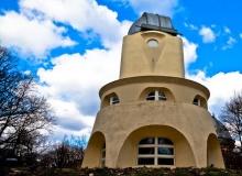 หอดูดาวไอน์สไตน์ เเหล่งวิทยาศาสตร์สุดคลาสสิก ในเยอรมนี