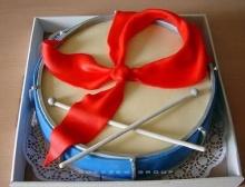 เค้ก..สวยเกินจนไม่กล้ากิน