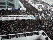 Job Fair in China (....เฮ่อออ)