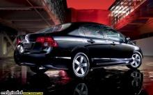 New Honda Civic 2008 ใหม่