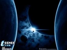 กราฟฟิก อวกาศ