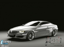 What The BMW M6 May Be in 2012