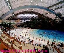 สระว่ายน้ำที่ใหญ่ที่สุด ในญี่ปุ่น
