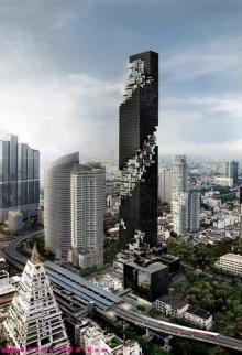 ตึกที่สูงที่สุดในกรุงเทพ