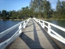สะพานไม้น่าเดิน