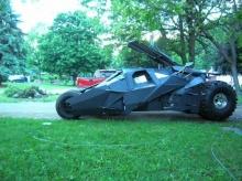 รถแบทแมน