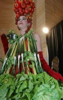 ชุดผักเพื่อสุขภาพ