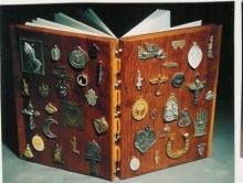 หนังสือทำจากไม้
